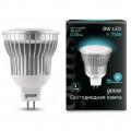 Лампа светодиодная Gauss LED MR16 8W GU5.3 4100K 720Lm 220V EB101105208