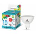 Лампа светодиодная LED-JCDR-standard 10Вт 230В GU5.3 4000К 900Лм ASD