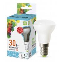 Лампа светодиодная ASD R39 3W - Аналог лампы накаливания 25 Вт