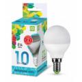 Лампа светодиодная LED-ШАР-standard 10Вт 230В Е14 4000К 900Лм ASD