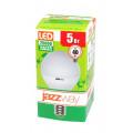 Лампа светодиодная Jazzway PLED-Eco-G45 5W Е14 3000K 400Lm 220V