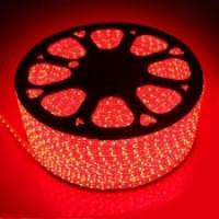 Герметичная светодиодная лента SWG SMD3528, LED300R, 4,8W/m, 220V, IP68