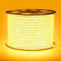 Герметичная светодиодная лента SWG SMD3528, LED300Y, 4,8W/m, 220V, IP68