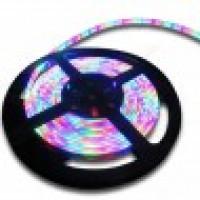 Герметичная светодиодная лента SWG SMD5050, LED300RGB, 72W, 24V, IP65, 5m