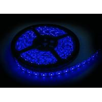 Светодиодная лента синего свечения 4,8Вт/м герметизированная - упаковка 5 метров