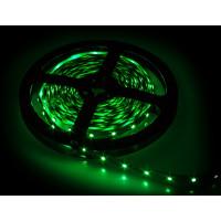 Зеленая светодиодная лента 4,8Вт/м для помещений - упаковка 5 метров