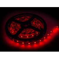 Светодиодная лента красного свечения 4,8Вт/м герметичная - упаковка 5 метров