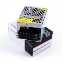 Блок питания для светодиодной ленты мощностью 40W в металлическом корпусе