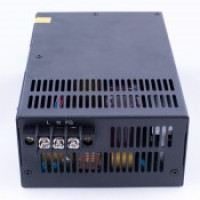 Блок питания для светодиодной ленты мощностью 600W в металлическом корпусе