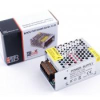 Блок питания для светодиодной ленты мощностью 60W в металлическом корпусе