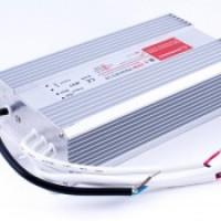 Герметичный блок питания для светодиодной ленты мощностью 300W