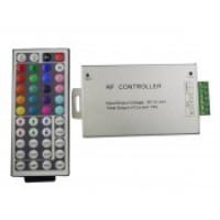 Контроллер для светодиодной ленты rgb RF с пультом 44 кнопки 12/24в 18А