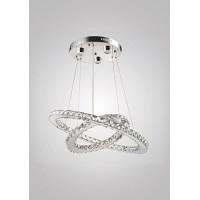 Люстра светодиодная хрустальная DW-8730
