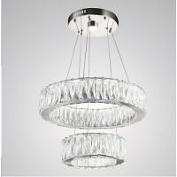 Люстра светодиодная хрустальная DW-8818