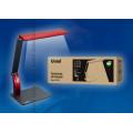 Светильник настольный светодиодный TLD-503 Red с диммером (USB-порт)