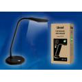 Светильник настольный светодиодный TLD-507 Black с диммером