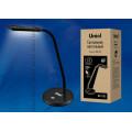 Светильник настольный светодиодный TLD-510 Black с диммером