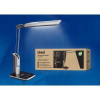 Светильник настольный светодиодный TLD-515 Silver с диммером