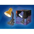 Светильник настольный с прищепкой TLI-206 Orange цоколь Е27