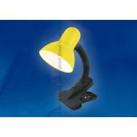 Светильник настольный с прищепкой TLI-222 Yellow цоколь Е27