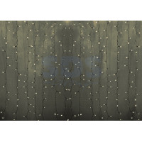 Гирлянда Светодиодный Дождь IP44 2x3м