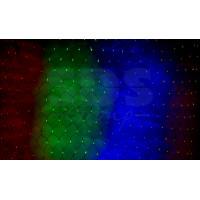 Гирлянда Сеть светодиодная IP44 2x1,5м