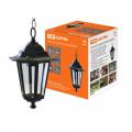 Светильник садово-парковый подвесной TDM 6060-05 Черный шестигранник (SQ0330-0005)