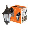 Светильник садово-парковый накладной TDM 6060-12 Бронза шестигранник (SQ0330-0012)