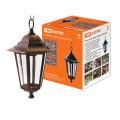 Светильник садово-парковый подвесной TDM 6060-15 Бронза шестигранник (SQ0330-0015)