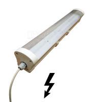 Светильник LED с функцией аварийного освещения SENAT Ares Light 20W - Аналог ЛСП 2x18