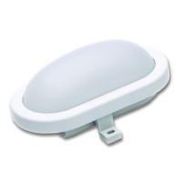 Светодиодный накладной светильник для ЖКХ LED СПП-3201 овал мощностью 8Вт
