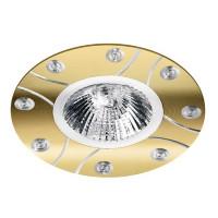 Светильник WOLTA для светодиодных ламп MR16 корпус Золото