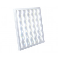Cветодиодный потолочный универсальный светильник Andante G3 LED 36 3D 3000Lm 4000K 593x593x50