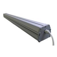 Светодиодный накладной светильник для растений LED SENAT IP65 серия FLORA мощностью 80Вт
