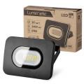 Светодиодный прожектор LFL-30W/05, 5500K, 30 W SMD, IP 65,цвет черный, слим Wolta