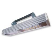 """Светодиодный потолочный светильник c КСС """"Ш"""" SENAT Atlant 120 Вт для производственных и складских помещений - Аналог ДРЛ 150"""
