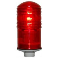 Заградительный огонь «ЗОМ-40Вт», >10cd, тип «А», 220V AC, IP54