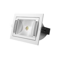 Встраиваемый поворотный светодиодный светильник Magnifico LED 30 clean 2181Lm 4500K