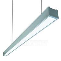 Линейный LED светильник SENAT Hermes мощностью 40Вт для торговых и иных помещений