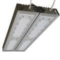 Магистральный уличный светодиодный светильник с широкой оптикой (КСС Ш, 150x40) IP67 SENAT Atlant-K240 Optic LX36 240W 25560Lm 600x255x130мм