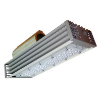 Уличный LED светильник с концентрированной оптикой 30 градусов SENAT Atlant-K Optic RE48 60 Вт - Аналог ДРЛ 125-250