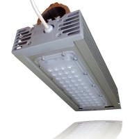 Уличный светильник с широкой ассиметричной оптикой SENAT Atlant-K Optic RE48 60 Вт - Аналог ДРЛ 125-250