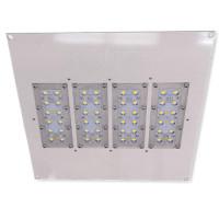 Светодиодный светильник для АЗС с оптикой SENAT Phoenix 160 Optic 5000K 160Вт 390х390/360х360мм 22000Лм IP67 (КСС Г, Д, Ш)