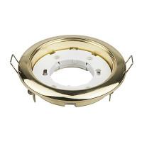 Светильник для светодиодных ламп GX53 корпус Золото