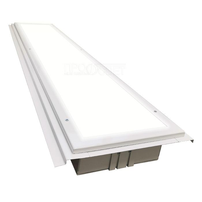 Светильник для реечного потолка с равномерной засветкой